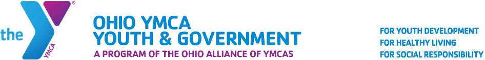 Ohio YMCA Youth & Government - Home